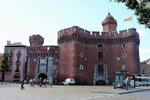 Castillet, Perpignan, France