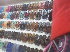 Ahraz Shoes and Ahmad Cloth House chiniot