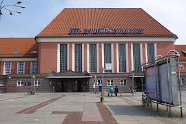 Железнодорожная станция  Gliwice