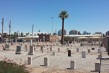 Pioneer and Military Memorial Park, Phoenix, United States