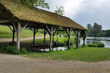 Parc de la Beaujoire, Nantes, France