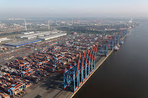 Port of Hamburg, Hamburg, Germany