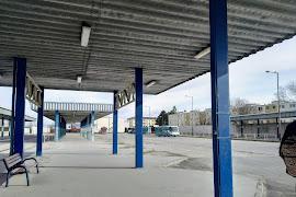 Автобусная станция   Piešťany