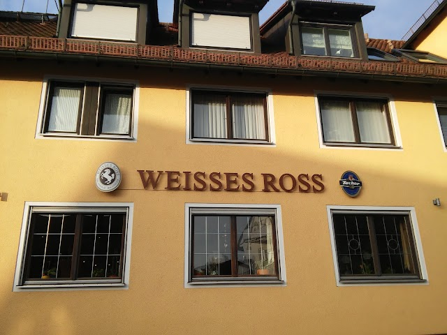 Restaurant Weisses Ross