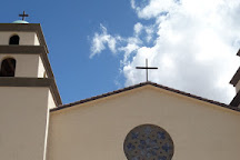 Immaculate Conception Catholic Church, Cottonwood, United States