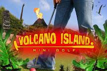 Volcano Island Mini Golf, Orlando, United States