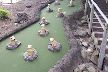 Ripley's Davy Crockett Mini Golf, Gatlinburg, United States
