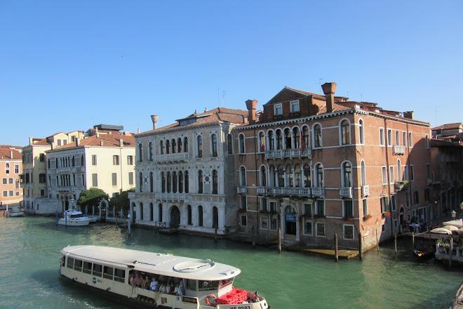 Palazzo Contarini dal Zaffo, Venice, Italy