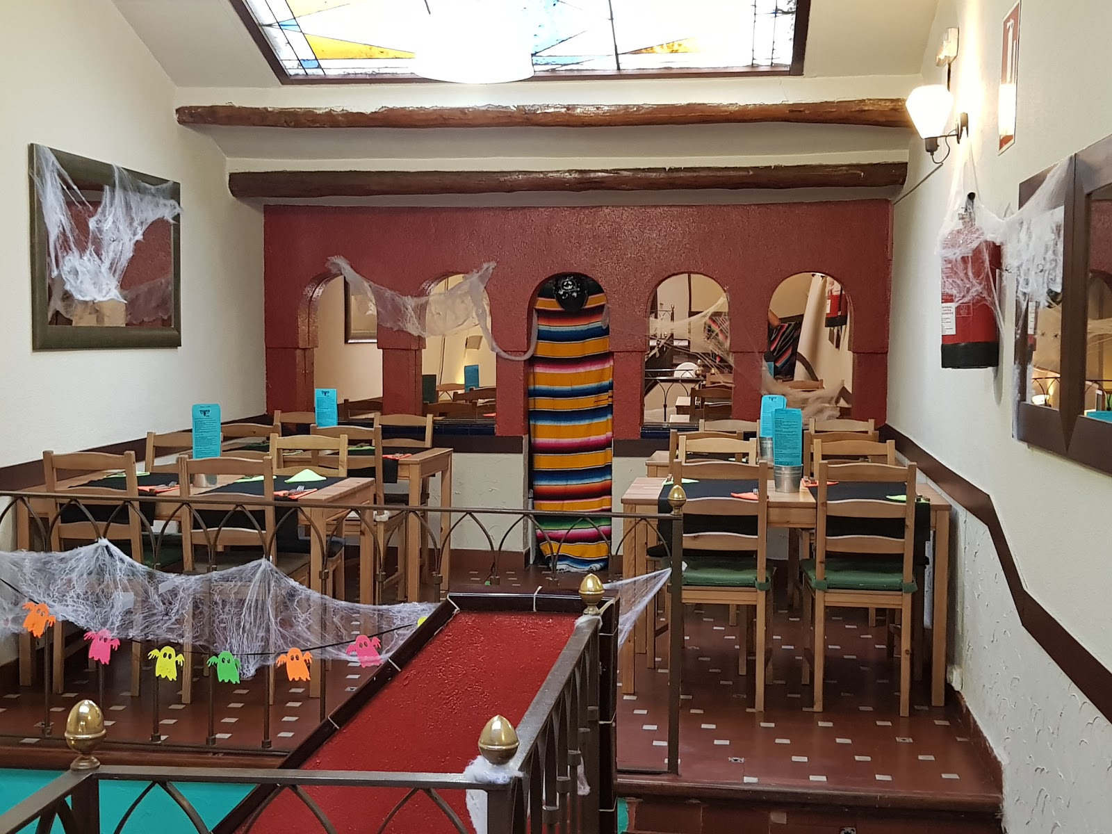 Bar Restaurante Mexicano River