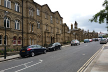 Saltaire Village, Shipley, United Kingdom