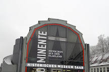 Historisches Museum, Saarbrucken, Germany