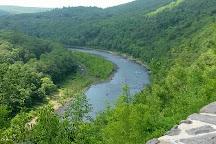 Upper Delaware Scenic & Recreational River, Beach Lake, United States
