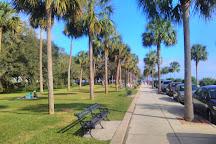 Battery & White Point Gardens, Charleston, United States