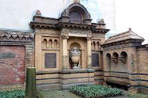 Jüdischer Friedhof, Berlin, Germany