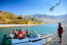 Wanaka River Journeys, Wanaka, New Zealand