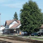 Железнодорожная станция  Prievidza