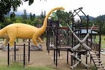 Katsuyama Dino Park, Katsuyama, Japan