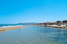 Georgioupolis Beach, Crete, Greece