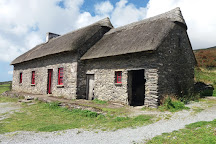 Irish Famine Cottages, Dingle, Ireland