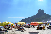 Morro Dois Irmaos, Rio de Janeiro, Brazil