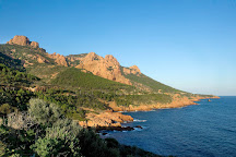 Massif de l'Esterel, Agay, France