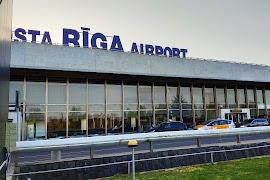 Аэропорт  Riga RIX