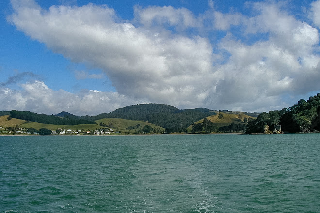 Mercury Bay, Coromandel, New Zealand