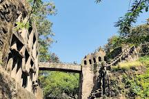 The Rock Garden of Chandigarh, Chandigarh, India
