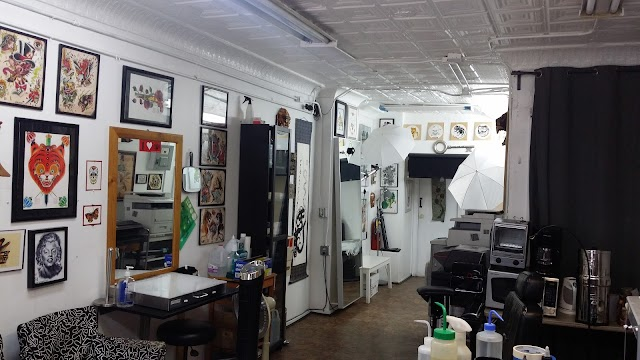 Infinity Tattoo NYC & Piercing