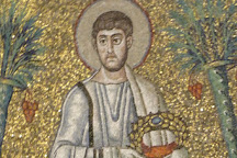 Battistero degli Ariani, Ravenna, Italy