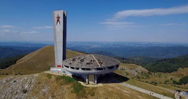 Visit Buzludza - Ufo Monument