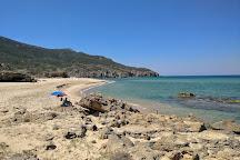 Spiaggia di Scivu, Marina di Arbus, Italy