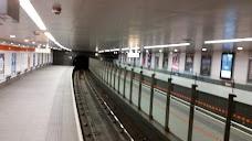 Ibrox SPT Subway Station glasgow