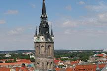 Roter Turm und Hausmanns Turme, Halle (Saale), Germany