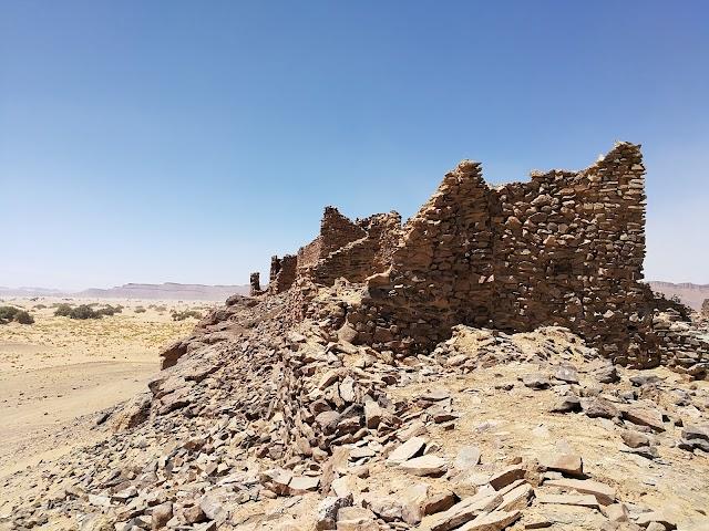 Village abandonné Ba HALLOU