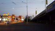 Самолет АН-24Б, Комсомольская улица на фото Уфы