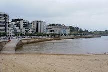 Playa del Camello, Santander, Spain