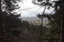 Cascade de Pisse-Vache, Matafelon-Granges, France