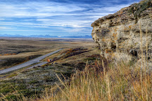 Head-Smashed-In Buffalo Jump World Heritage Site, Fort Macleod, Canada