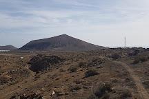 Volcan de Tinamala, Guatiza, Spain