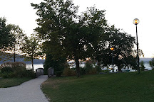 Plage de la Brune, Veyrier-Du-Lac, France