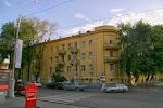 ГБПОУ РО Таганрогский колледж морского приборостроения (ТКМП), Петровская улица на фото Таганрога
