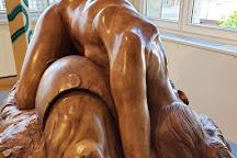Schweizer Holzbilderhauerei Museum, Brienz, Switzerland