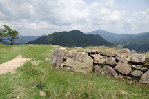 Takeda Castle Ruins, Asago, Japan