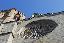 Carcassonne Cathedral, Carcassonne, France