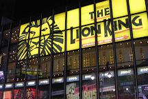 The Lion King, New York City, United States