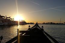 Sunset Gondola, Huntington Beach, United States