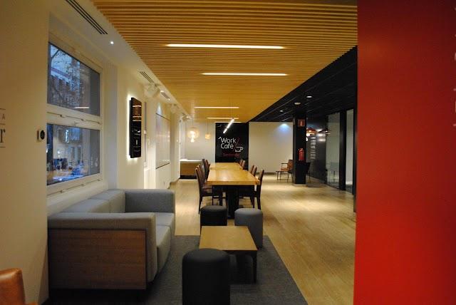 Santander Work Café - Banco Santander