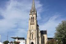La Vieille Eglise Saint-Vincent Merignac, Merignac, France