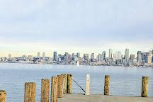 Alki Beach, Seattle, United States